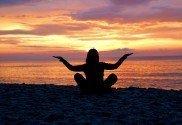 yoga at sunset  #9