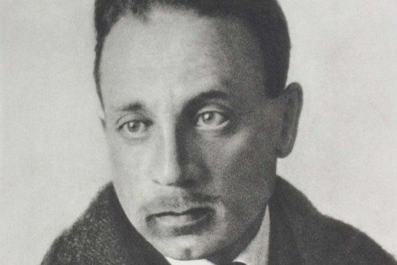 Austrian poet Rainer Maria Rilke