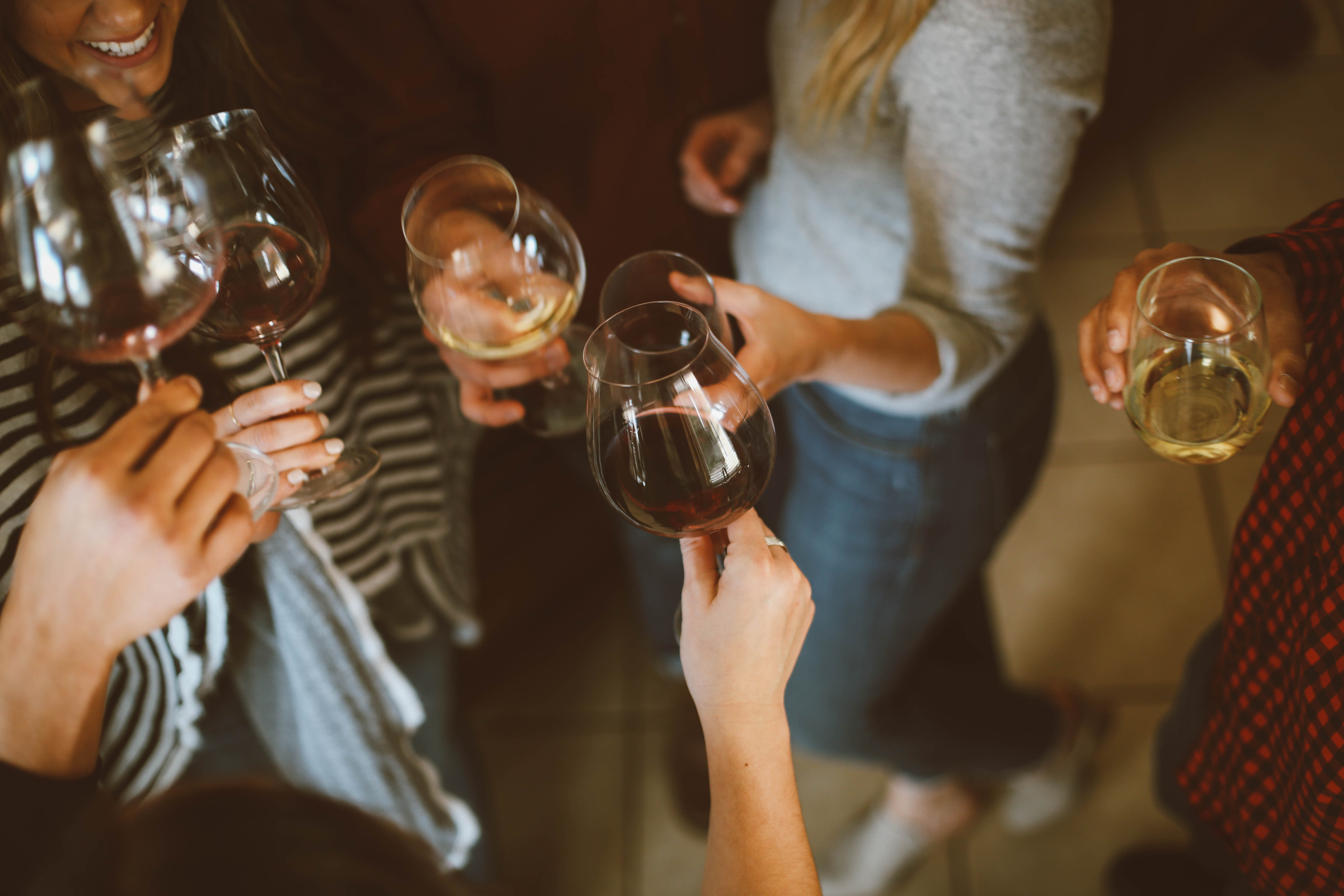 dealing with obsessive thoughts wine