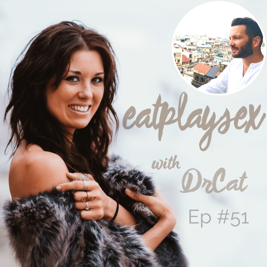 new interview for the eat play sex podcast