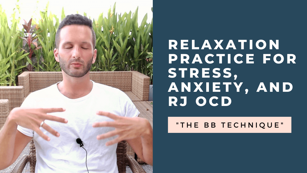 """""""The BB Technique:"""" A Simple Relaxation Practice for Stress Relief [VIDEO]"""