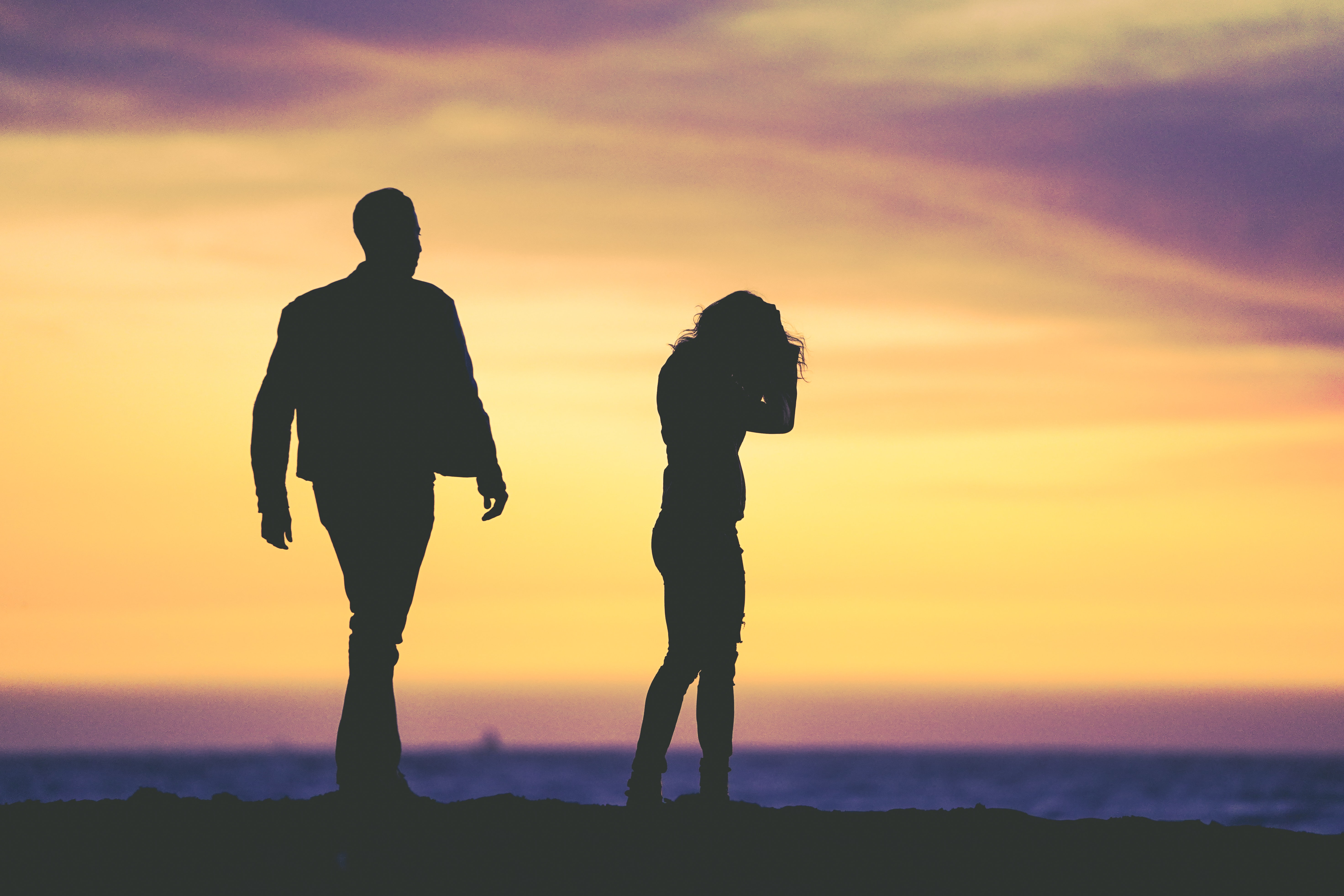 How can I stop worrying about my wife's previous partners?