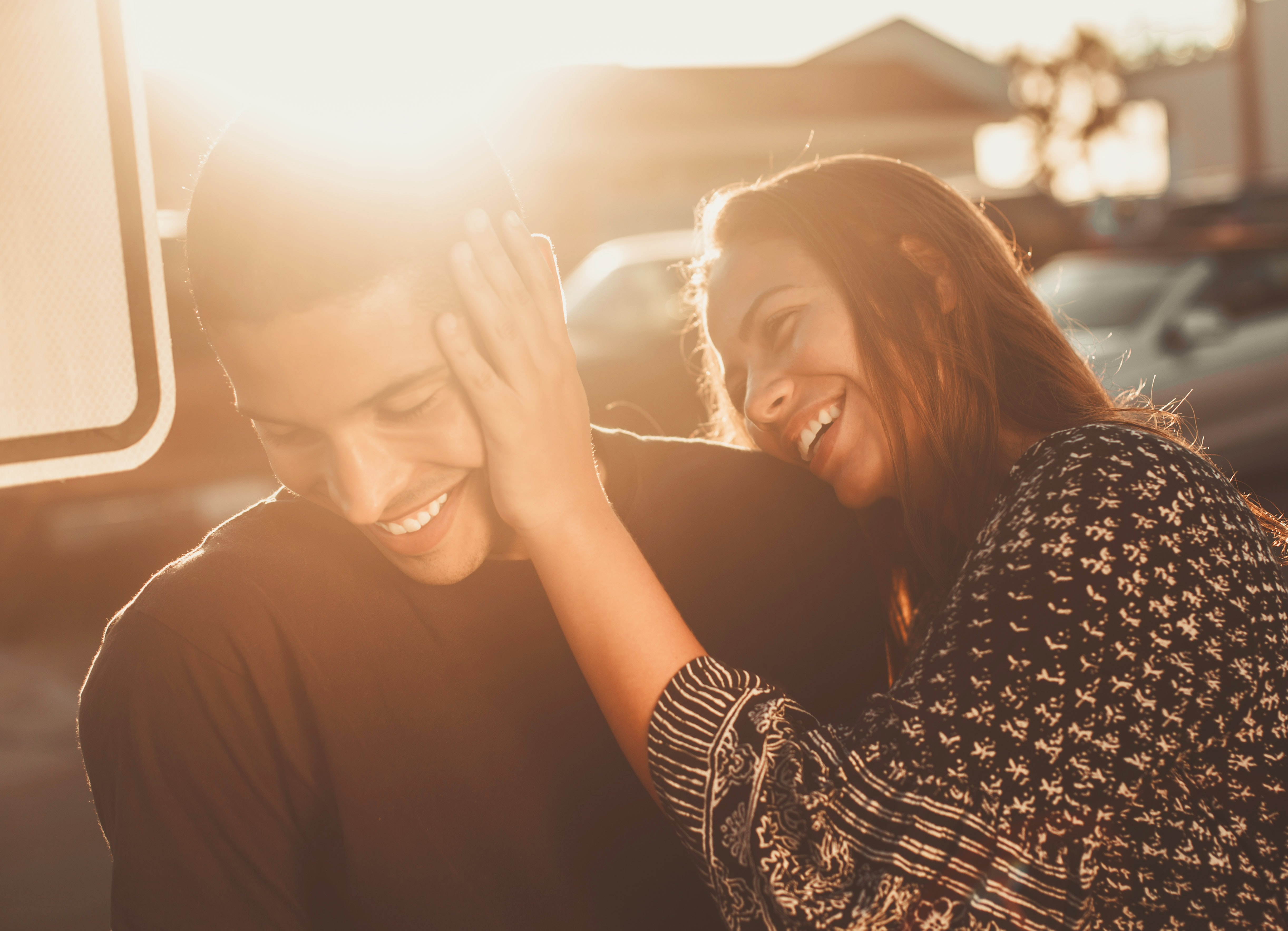 How to return to love when you worry he still loves his ex.