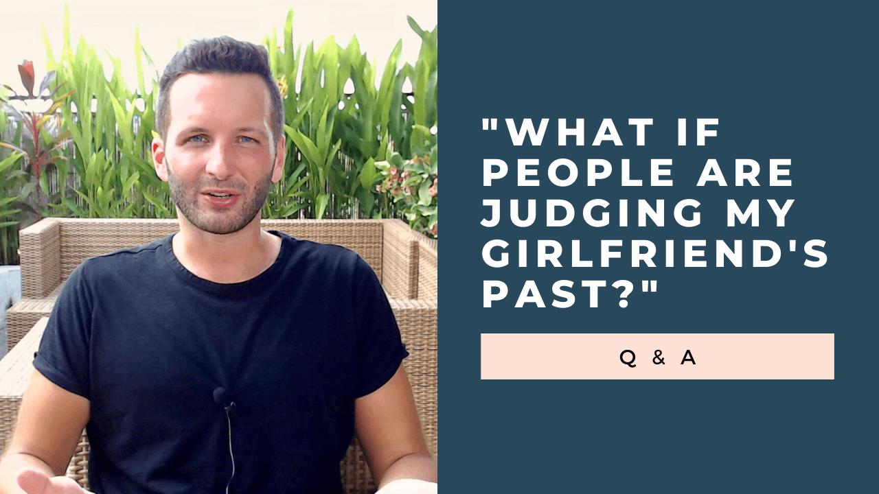 get over my girlfriend's past