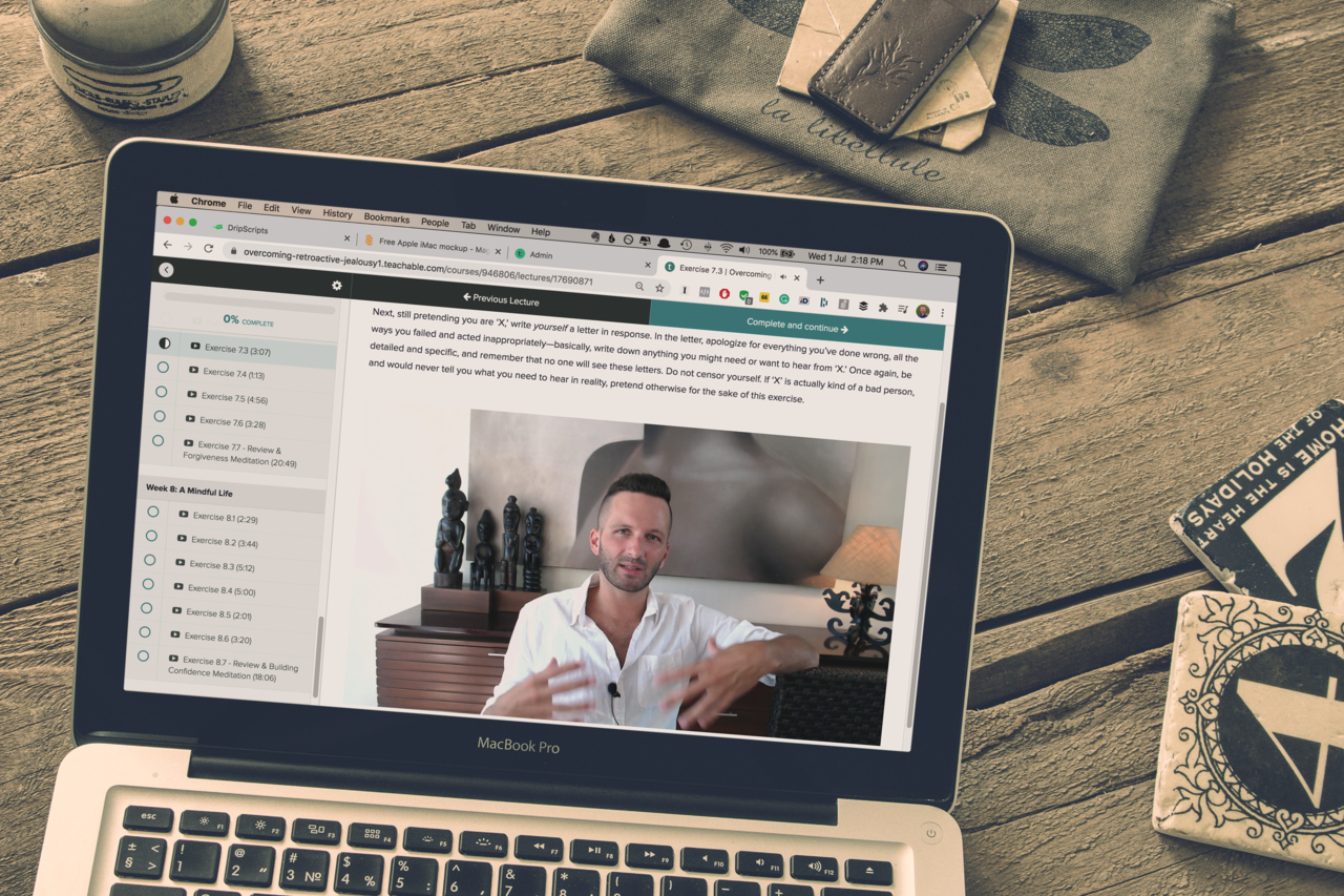 Online Courses by Zachary Stockill