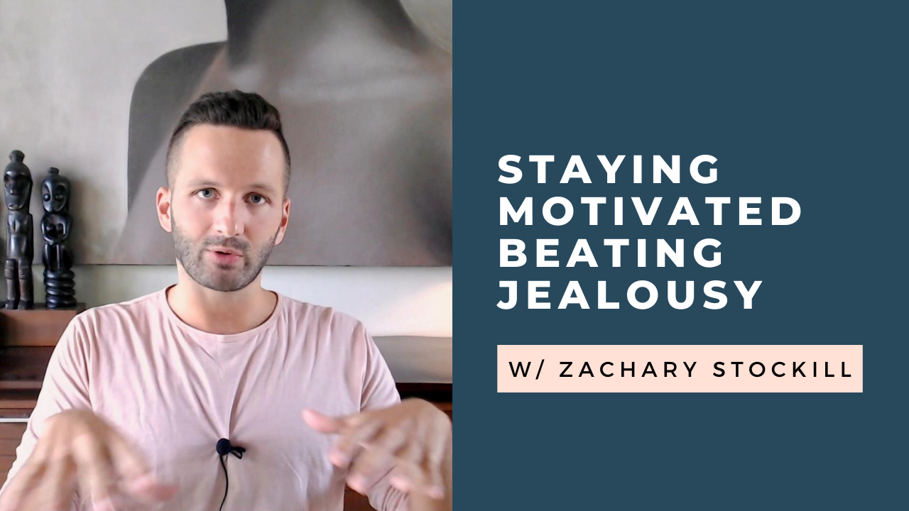 How To Stay Motivated When Overcoming Retroactive Jealousy [VIDEO]