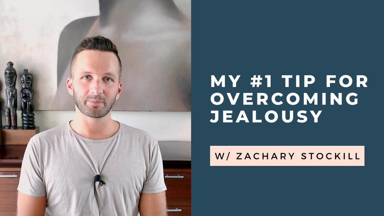 My #1 Practice for Overcoming Jealousy in My Personal Life [VIDEO]