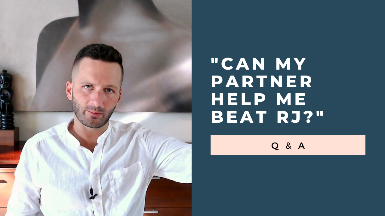 """""""Can My Partner Help Cure Retroactive Jealousy?"""" Q & A [VIDEO]"""