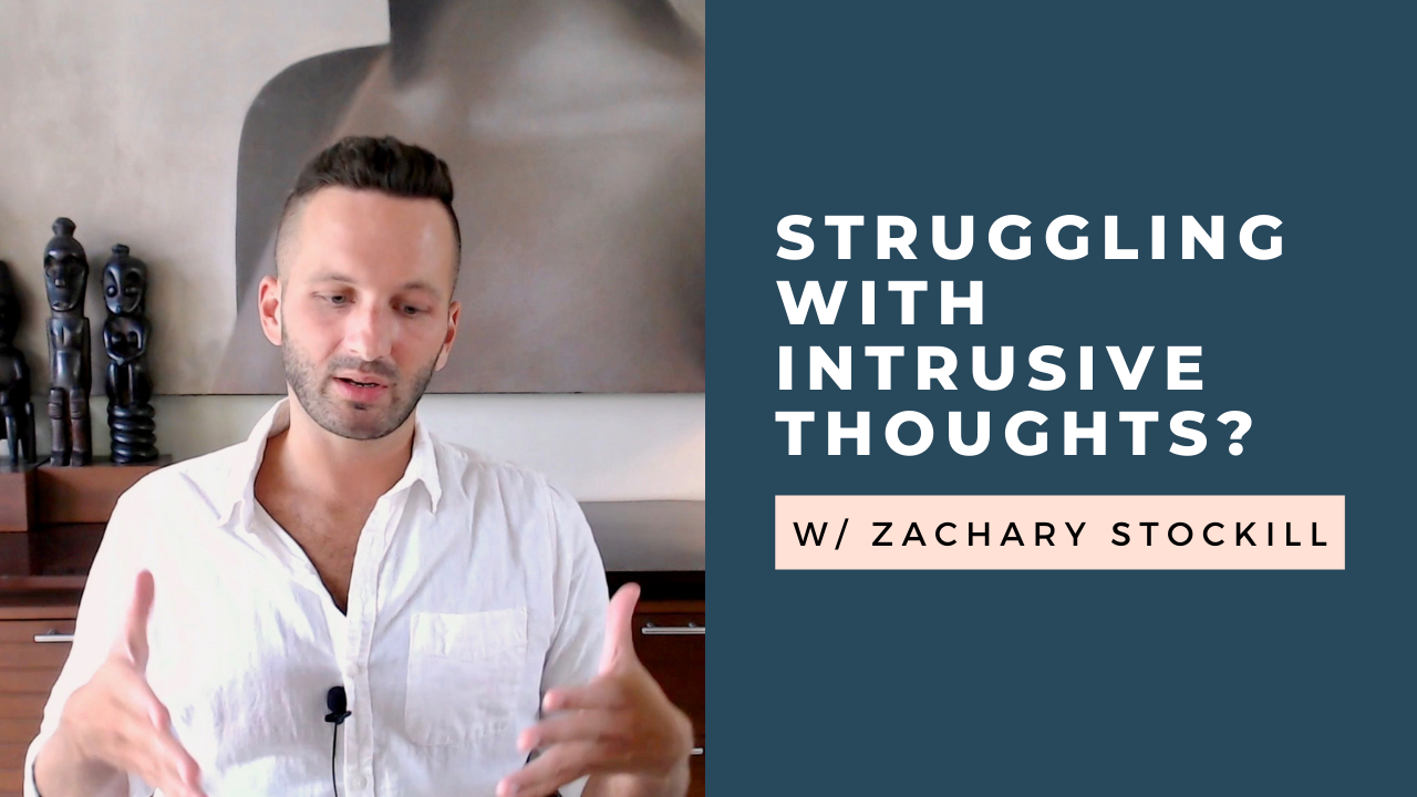 Want to Beat Intrusive Thoughts? Try This… [VIDEO]