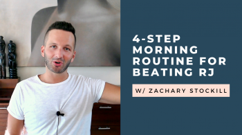 morning routine for overcoming jealousy