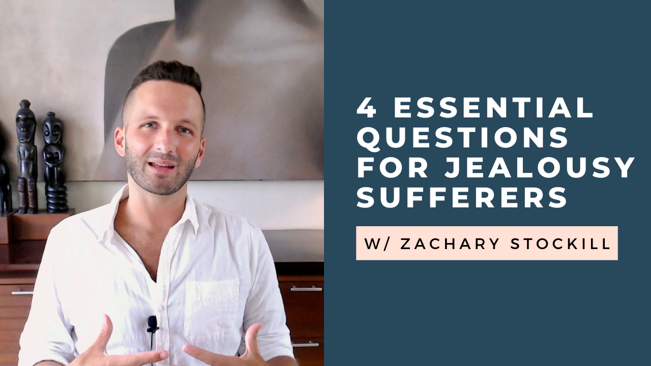 Struggling With Your Partner's Past? Here Are 4 Questions [VIDEO]