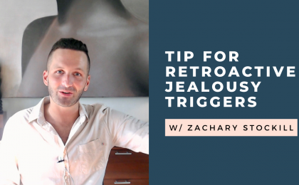 dealing with retroactive jealousy triggers