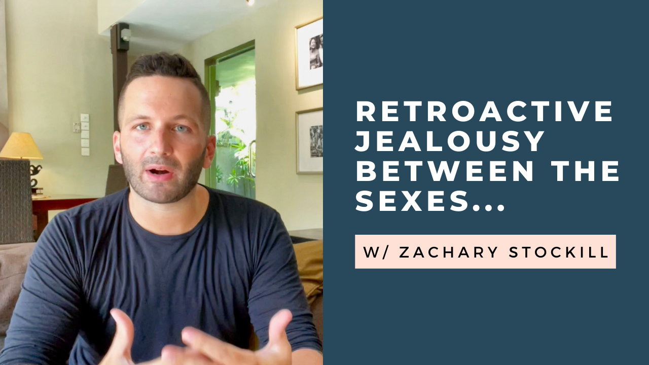 Who Struggles More With Retroactive Jealousy, Men or Women? [VIDEO]
