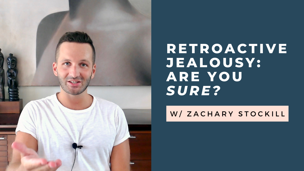 When It Comes To Retroactive Jealousy, You Probably Didn't Think of This… [VIDEO]