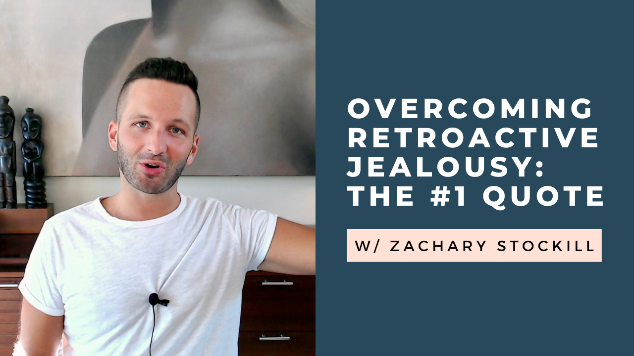 My Favourite Quote for Overcoming Jealousy [VIDEO]