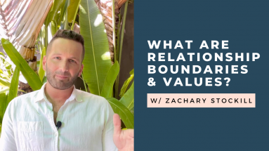 relationship boundaries and values