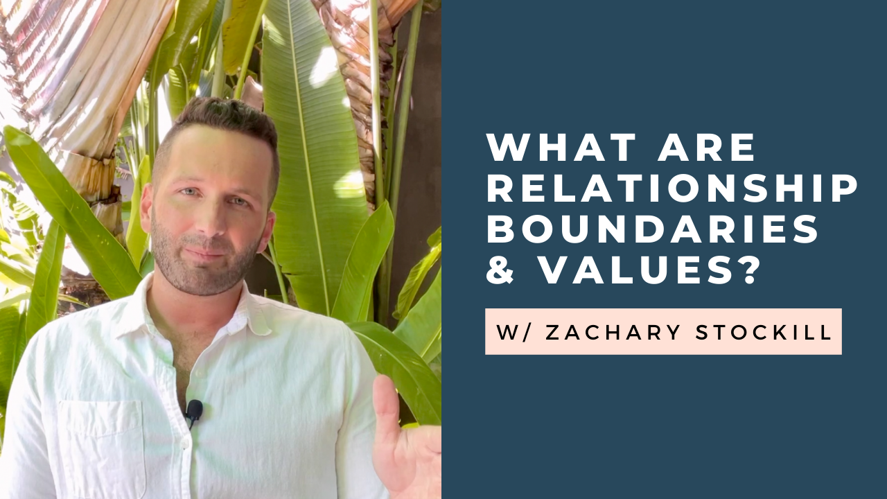 What Are Relationship Boundaries and Values? [VIDEO]
